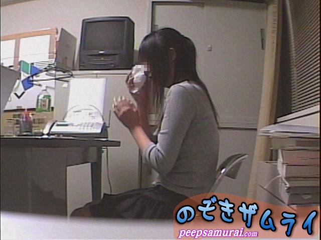 素人 - 独占入手!悪徳警備員コレクション 1