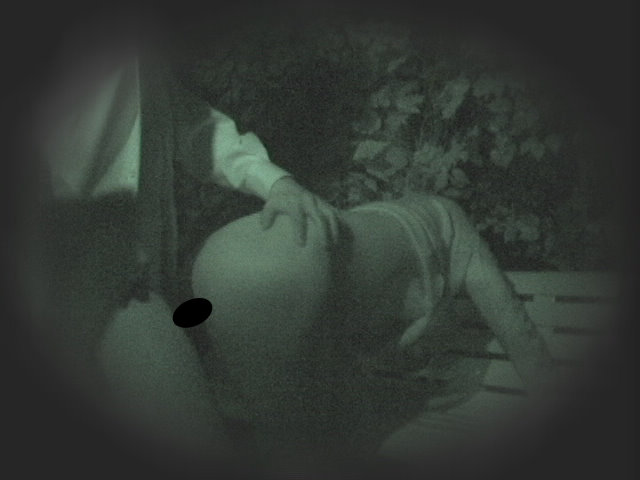 素人 - ビル屋上の危険なホットスポット part1