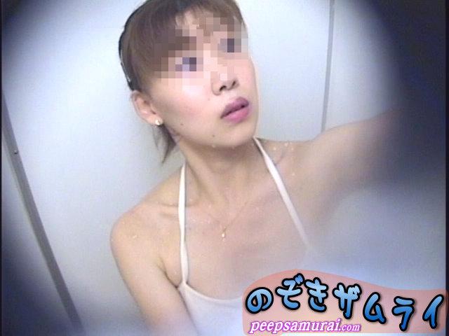 素人 - 夏のプールシャワー室マルチ盗撮 その3