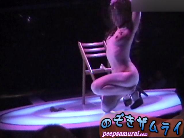 素人 - ギャル系仮面ストリップショー14