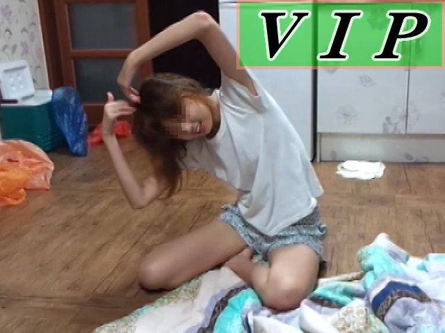 韓国スレンダー美少女の生ハメ映像