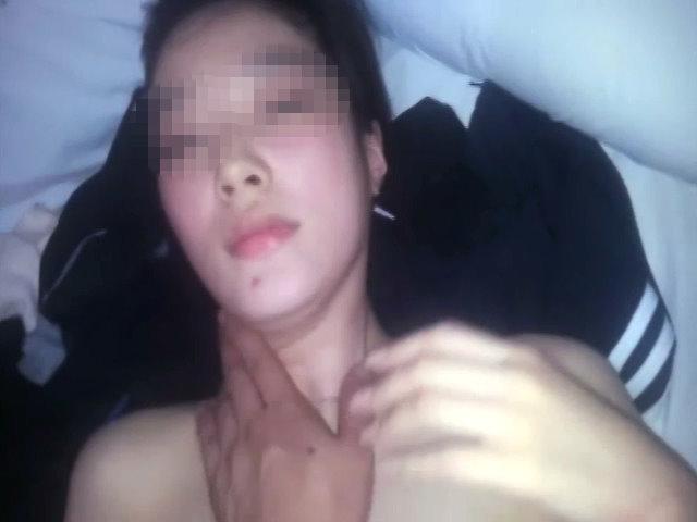 素人 - 韓国美女に中出しする怖いお兄さん