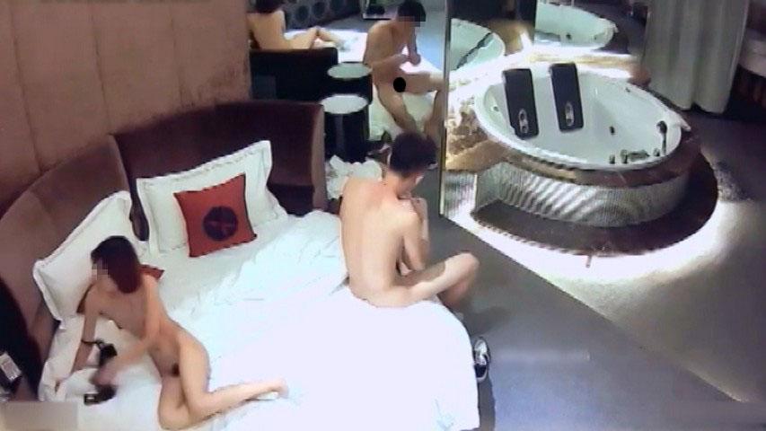 実録!香港ラブホ盗撮 3...thumbnai2