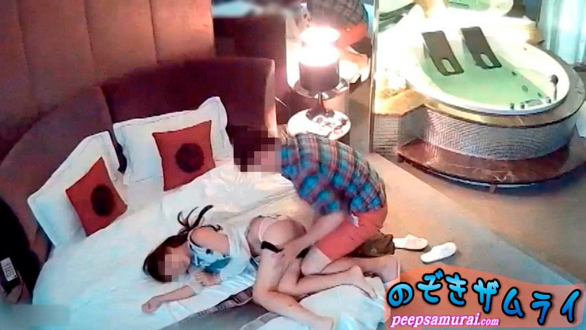 素人 - 実録!香港ラブホ盗撮 10