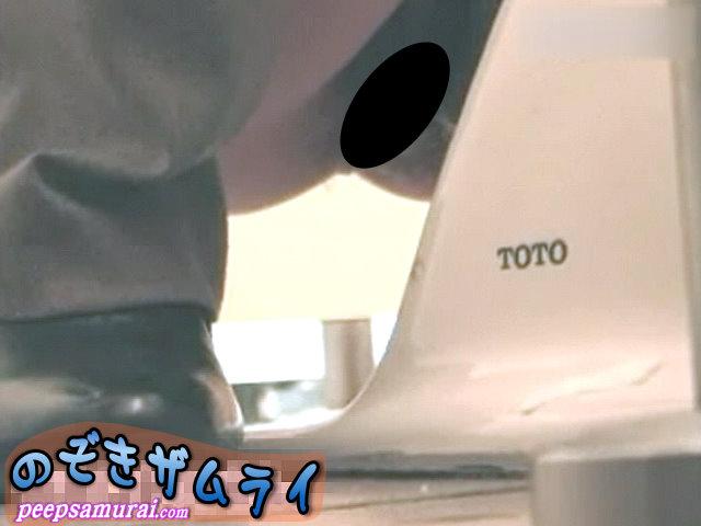 素人 - 地方都市の公衆トイレ張り込み盗撮 3