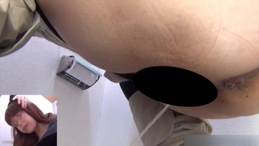 素人 - 駆け込み仮設トイレ Part2