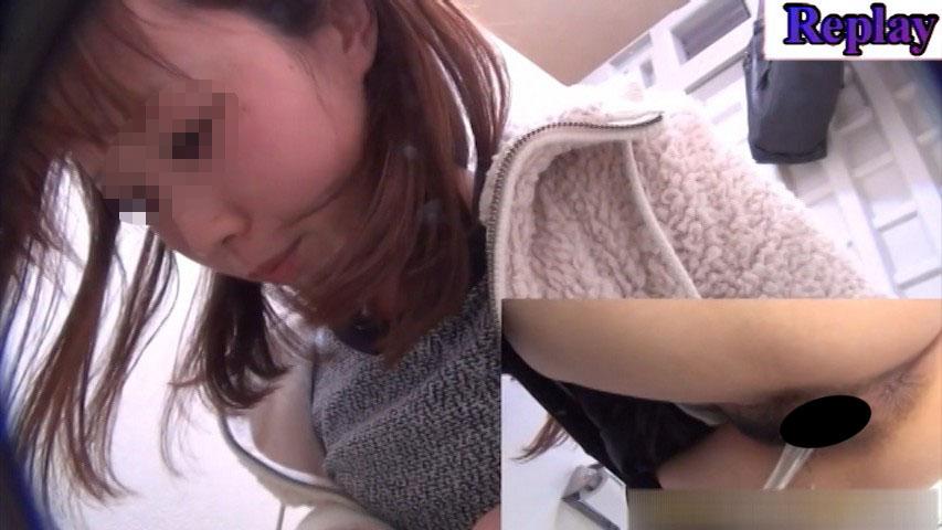 素人 - 駆け込み仮設トイレ Part3