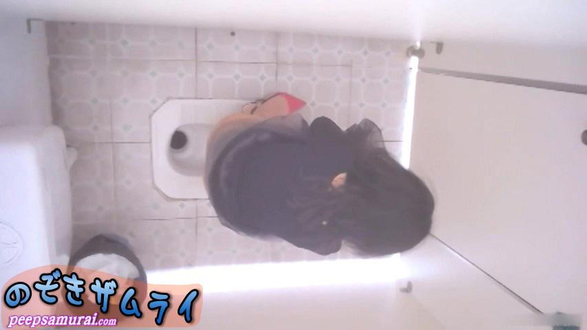 素人 - まるで透明人間!中華美女トイレ 6